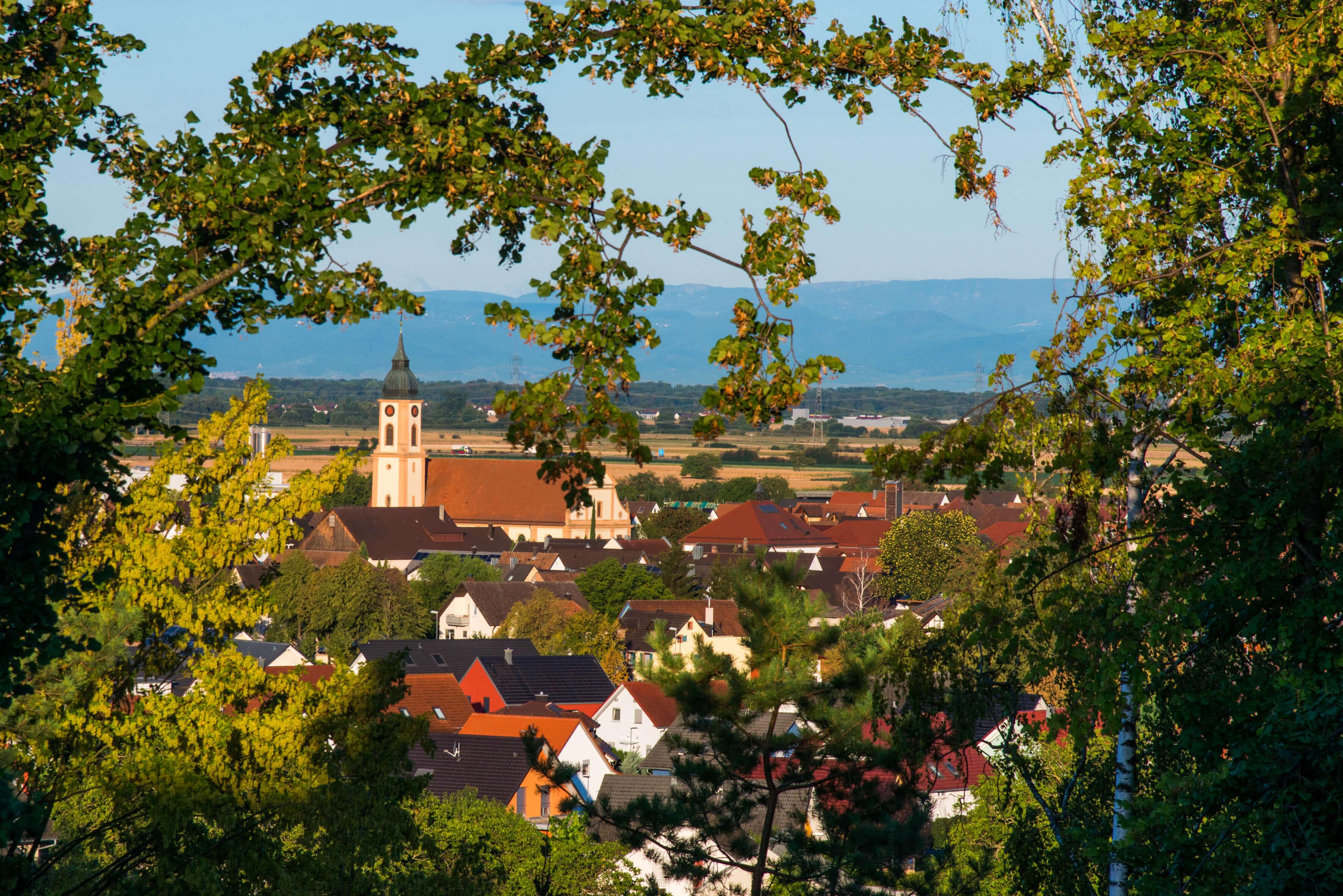 Ringsheim, Region Europark © Stadt Ringsheim