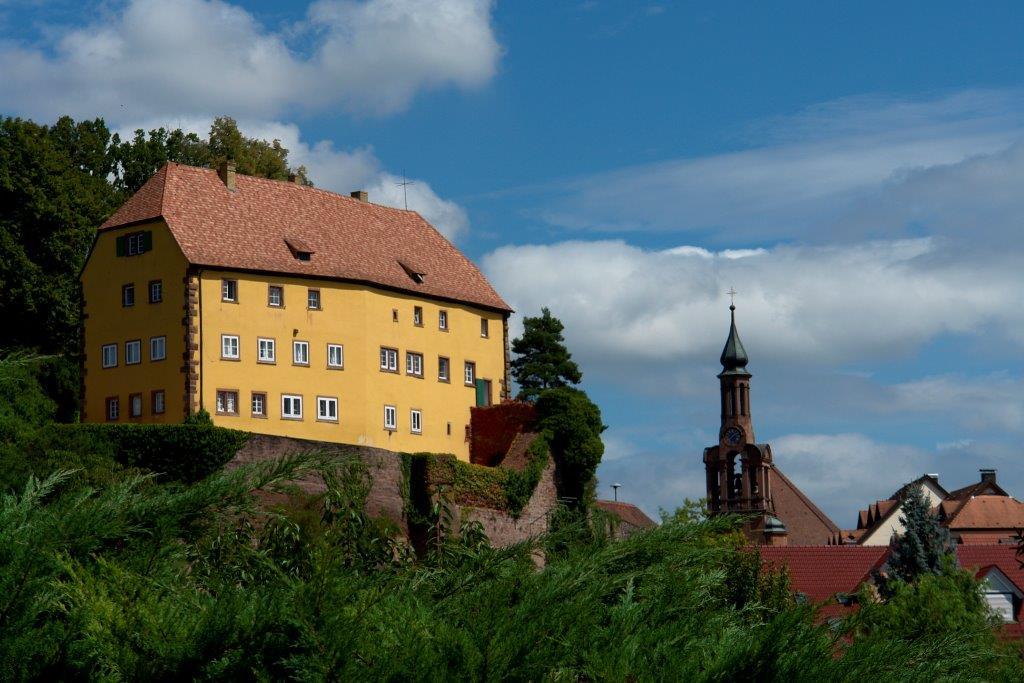 Mahlberg Schloss © Stadt Mahlberg