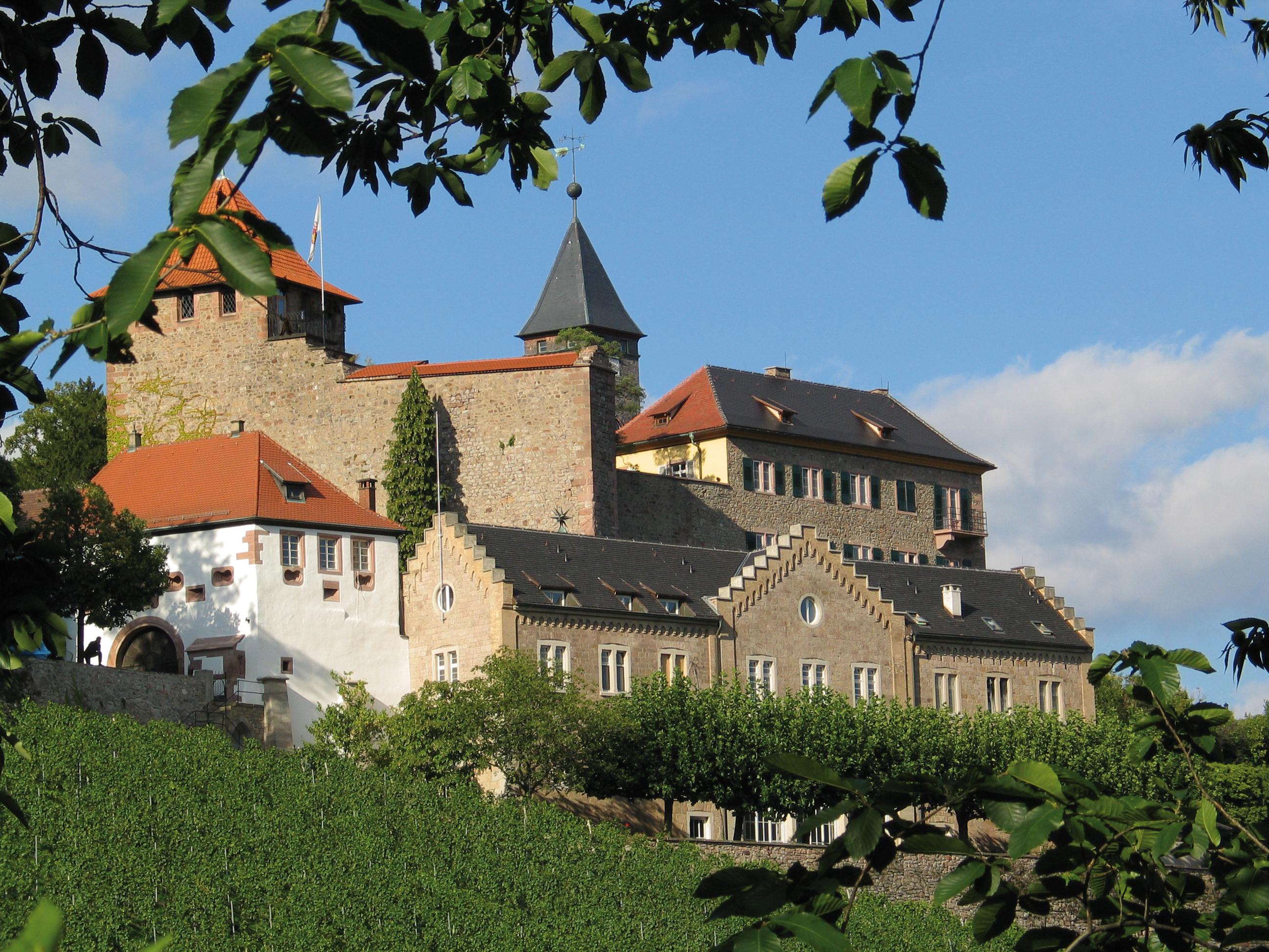 Gernsbach Schloss Eberstein