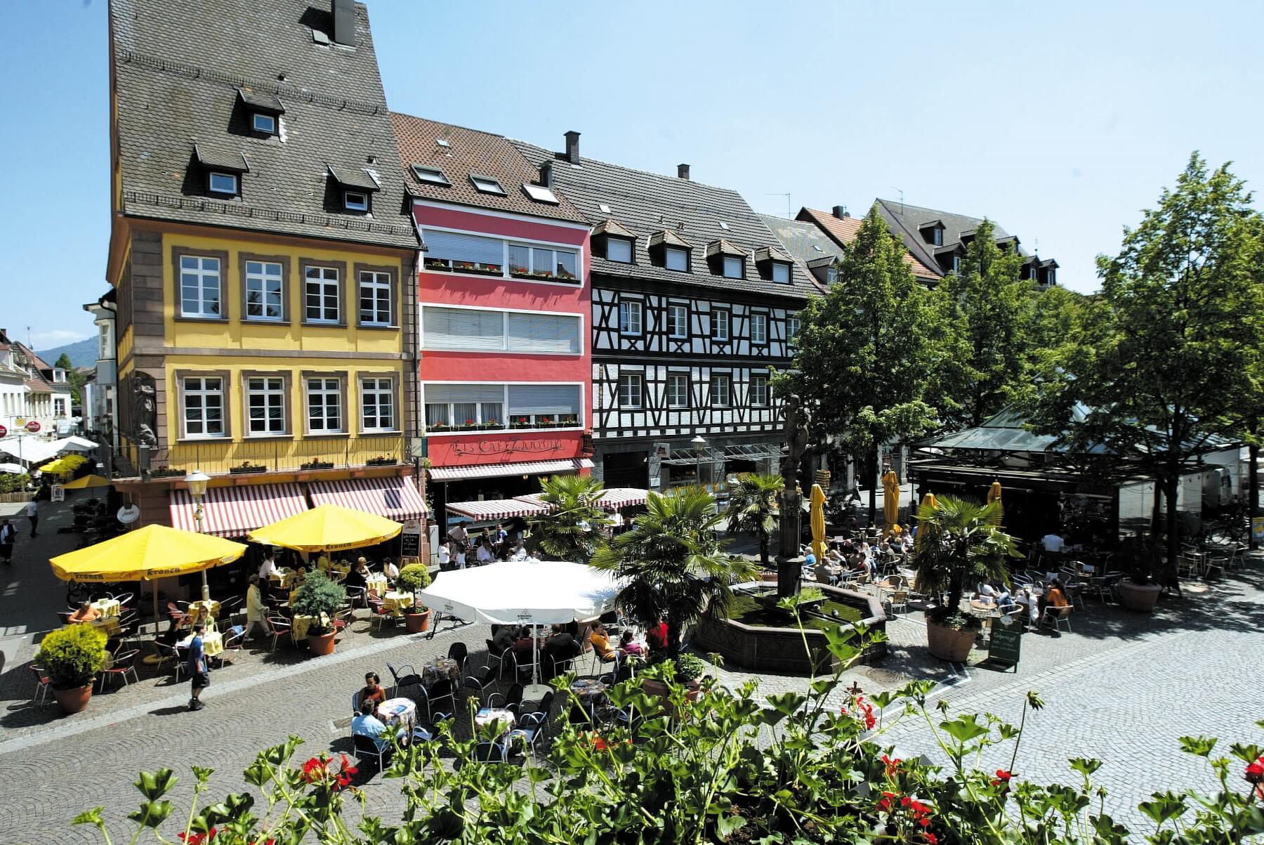 Offenburg, Ortenau © Stadt Offenburg